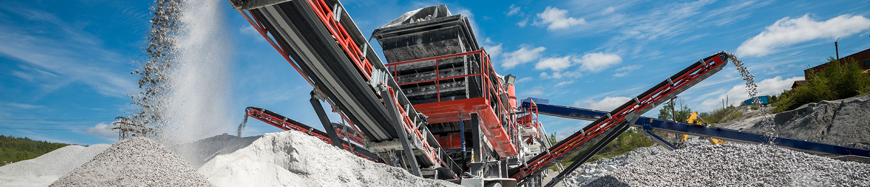 Used Crushing Screening Plants – GERL Construction Machines